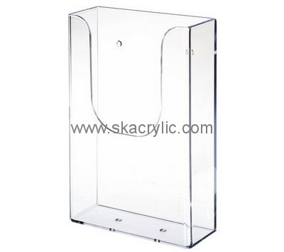 Factory Wholesale Wall Mount Acrylic Document Holder