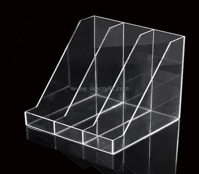 Plexiglass company custom acrylic literature racks and displays BH-903