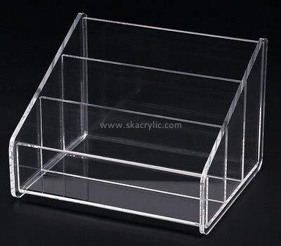Plexiglass manufacturer custom acrylic products clear brochure holders BH-927