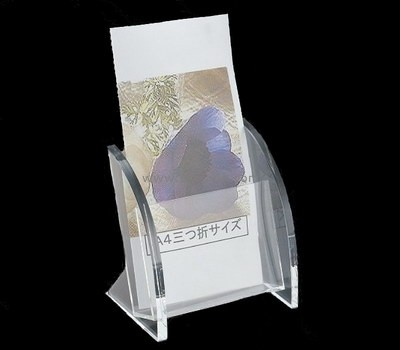 Acrylic products manufacturer custom acrylic products 8.5 x 11 brochure holder BH-948