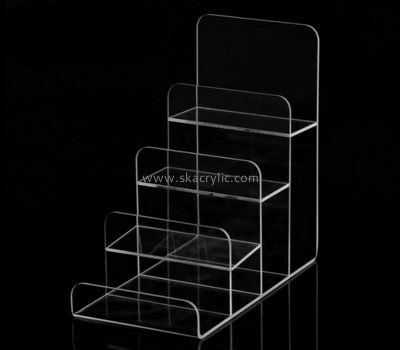 Acrylic items manufacturers custom design acrylic flyer stand BH-1046