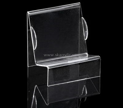 Perspex manufacturers custom acrylic leaflet display stand BH-1124