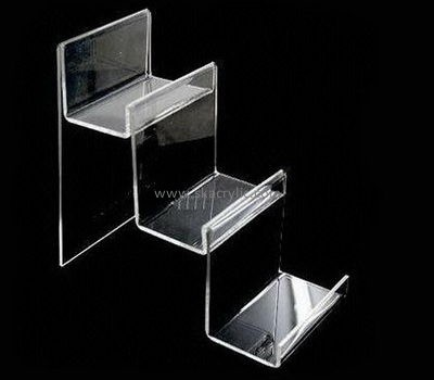 Plastic distributors and fabricators custom acrylic clear flyer holder BH-1139