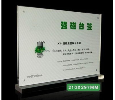 Custom and wholesale plastic cheap business signs SH-263