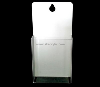 Customize acrylic brochure holders wall mount BH-1231