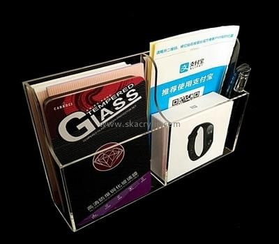 Customize clear acrylic display holders BH-1318