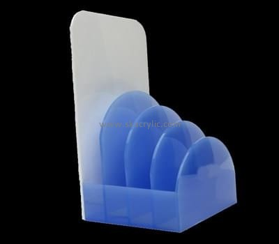Customize lucite standing brochure holder BH-1397
