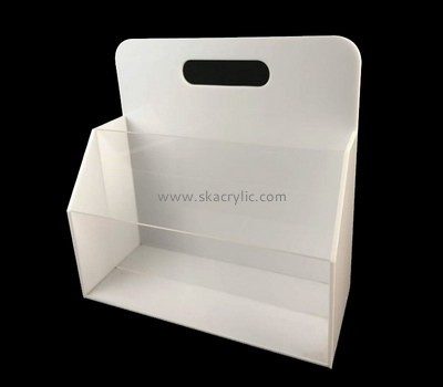 Customize plastic literature holder BH-1489