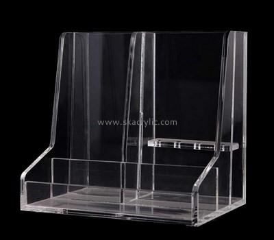 Customize perspex leaflet holder BH-1498