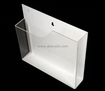 Customize plastic file holder wall mount BH-1510
