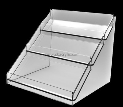 Customize acrylic pamphlet holder stand BH-1559