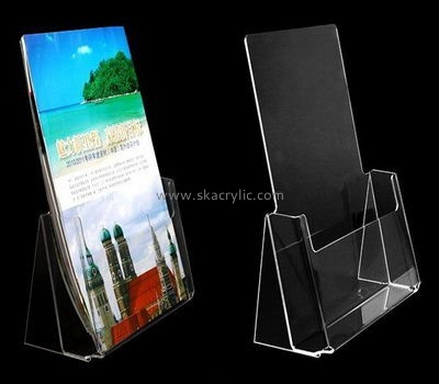 Customize clear acrylic literature holder BH-1592