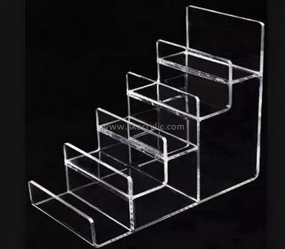 Customize clear tier brochure holder BH-1623