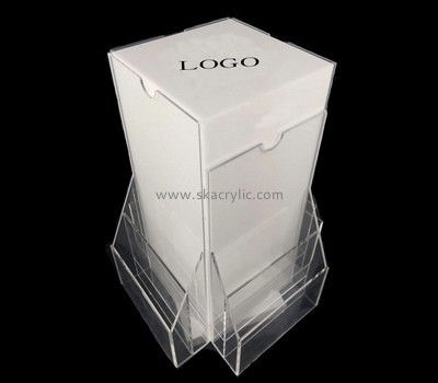 Customize perspex literature holder BH-1635
