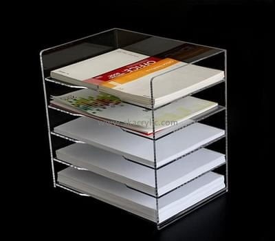 Customize acrylic large file holder BH-1647