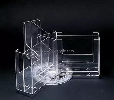Customize perspex leaflet display holder BH-1670