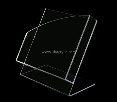 Customize plexiglass literature holder BH-1728