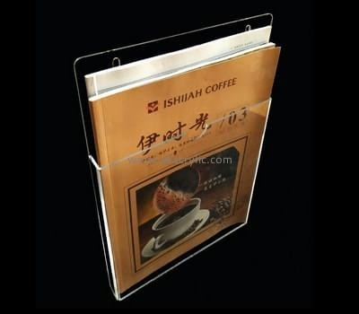 Customize clear wall brochure holders BH-1770