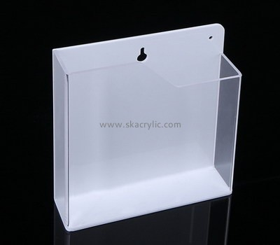 Customize perspex a3 brochure holder BH-1837