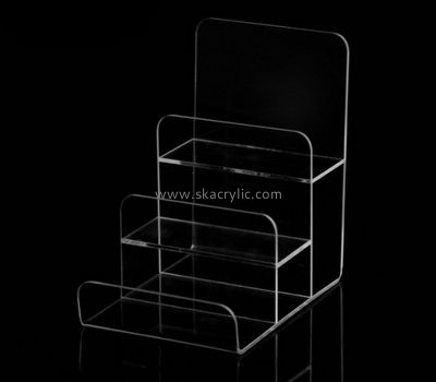 Customize plexiglass 3 tier brochure holder BH-1851