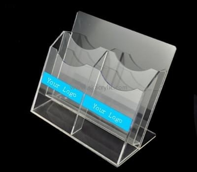 Customize retail acrylic brochure holders BH-1867