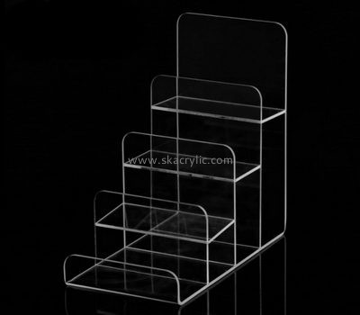 Customize acrylic pamphlet display rack BH-1879