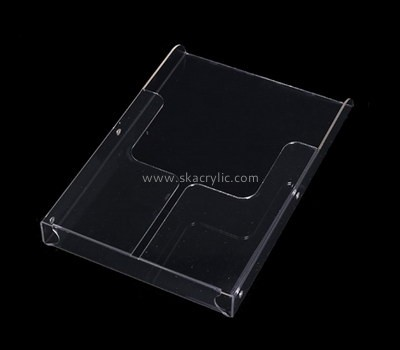 Customize acrylic literature holder wall BH-2005