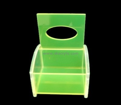 Customize perspex 5x7 brochure holder BH-2043