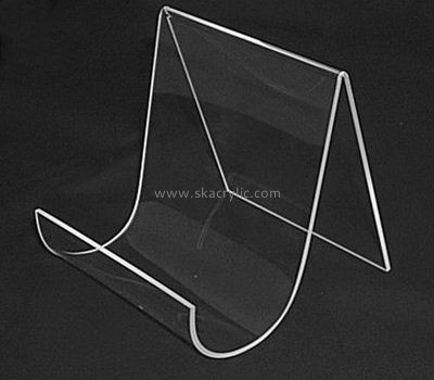 Customize acrylic table top brochure rack BH-2053