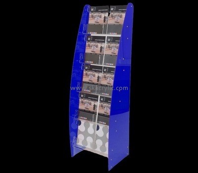 Customize perspex leaflet rack freestanding BH-2063