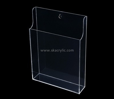 Customize wall plastic brochure holder BH-2069