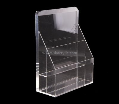 Plastic literature holder BH-2075
