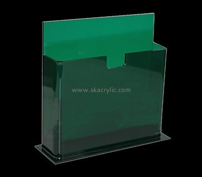 Lucite desktop literature holder BH-2081