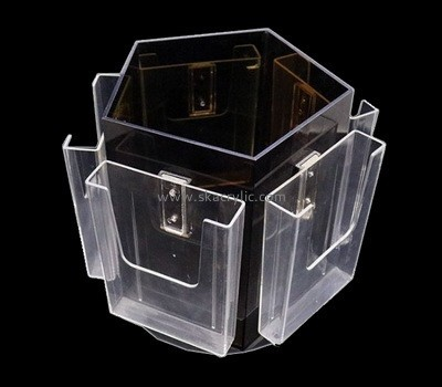 Lucite a4 brochure holder BH-2088