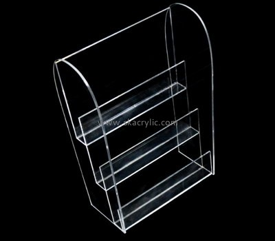 Lucite table top brochure rack BH-2105