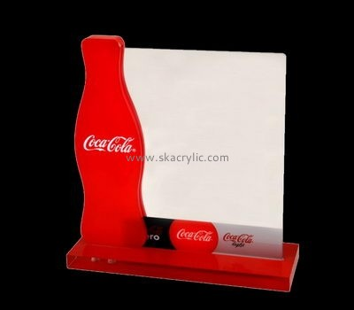 Acrylic table top sign holders SH-593