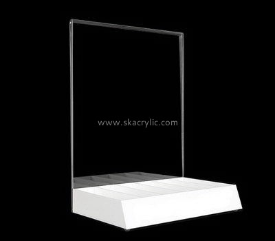 Table top acrylic sign holder SH-608