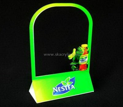 Customize table top acrylic sign holder SH-626