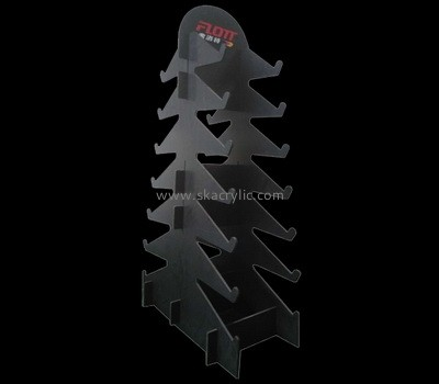 Custom acrylic tree shape brochure holder racks BH-2187