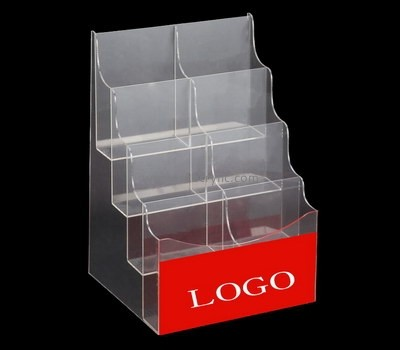 Custom 4 tiers acrylic pamphlet holder BH-2203